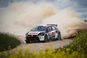 Oliver Solberg, Aaron Johnston, Volkswagen Polo GTI R5