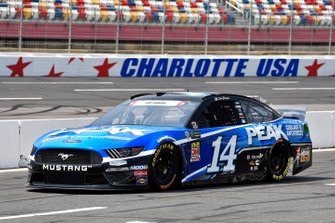 Clint Bowyer, Stewart-Haas Racing, Ford Mustang Peak Antifreeze & Coolant