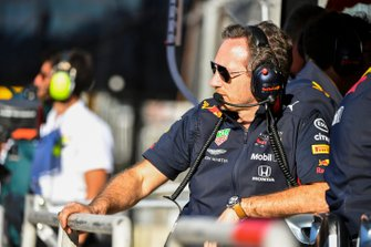 Christian Horner, Team Principal, Red Bull Racing