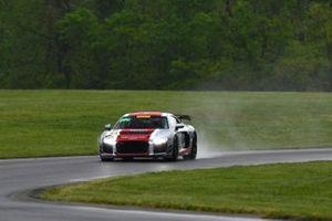 #44, Audi R8 LMS GT4, Greg Palmer and Eric Palmer