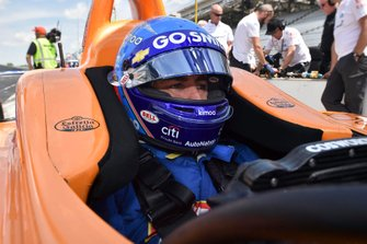 Fernando Alonso, McLaren-Chevrolet