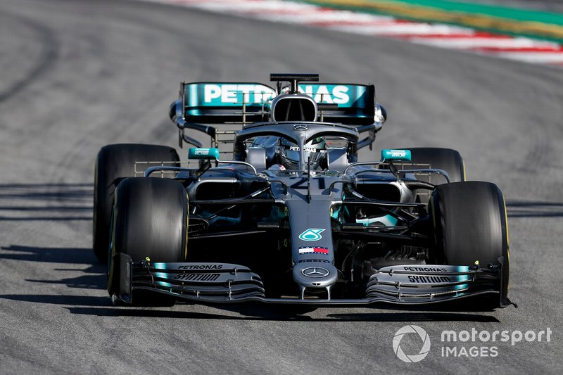 Mercedes W10 / Racing Point RP20