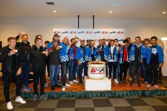 Gruppenfoto: Alle Fahrer der WTCR-Saison 2019
