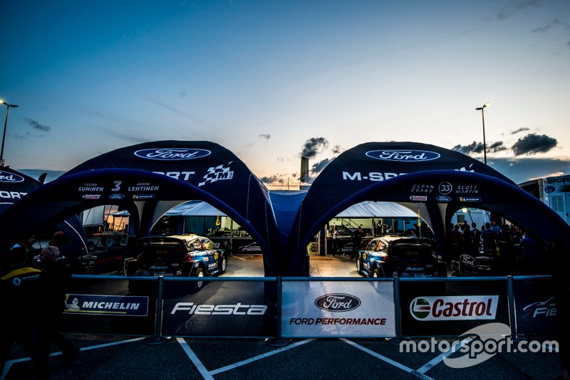 Teemu Suninen, Jarmo Lehtinen, M-Sport Ford WRT Ford Fiesta WRC, Elfyn Evans, Scott Martin, M-Sport Ford WRT Ford Fiesta WRC