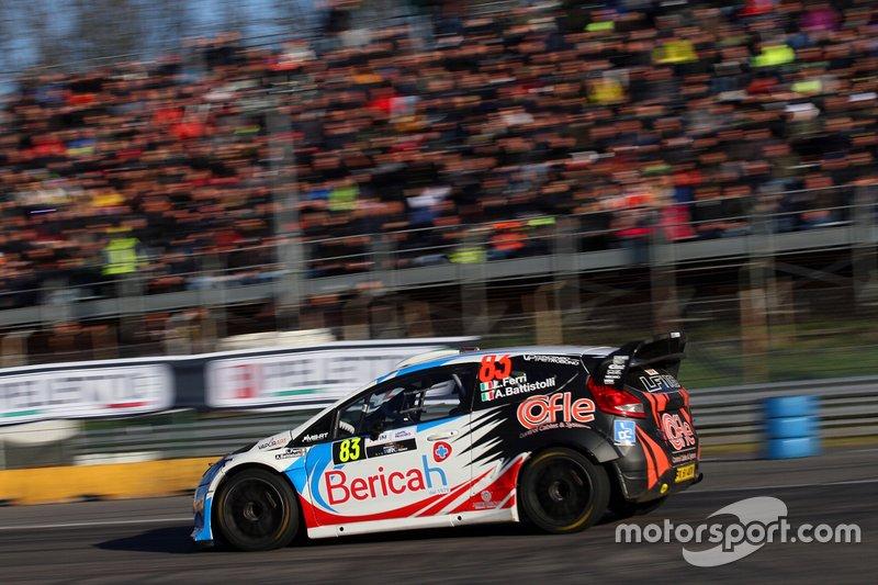 Ferri Luca, Battistolli Alberto, Ford Fiesta, Monza Rally Show