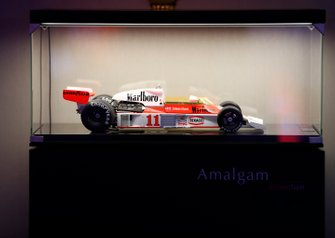Une miniature de la McLaren M23