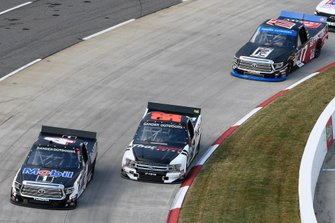 Todd Gilliland, Kyle Busch Motorsports, Toyota Tundra Mobil 1, Grant Enfinger, ThorSport Racing, Ford F-150 Curb Records, Tyler Ankrum, DGR-Crosley, Toyota Tundra