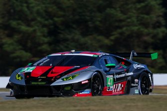 #47 Precision Performance Motorsports Lamborghini Huracan GT3: Brandon Gdovic, Don Yount, Shinya Michimi