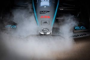 Mercedes Benz EQ, EQ Silver Arrow 01
