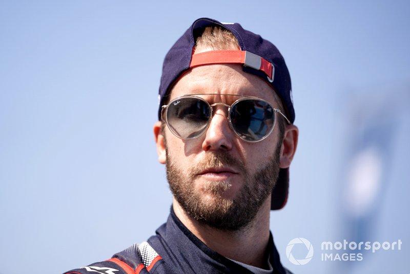 Sam Bird, Virgin Racing, sulla griglia