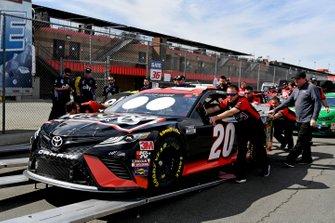 Эрик Джонс, Joe Gibbs Racing, Toyota Camry