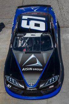 Austin Hill, Hattori Racing Enterprises, Toyota Camry AISIN Group