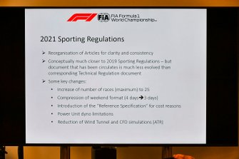 The 2021 Formula 1 technical regulations are unveiled