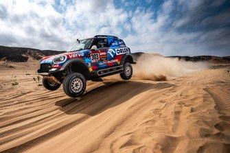 Kuba Przygonski, Timo Gottschalk, MINI John Cooper Works Rally