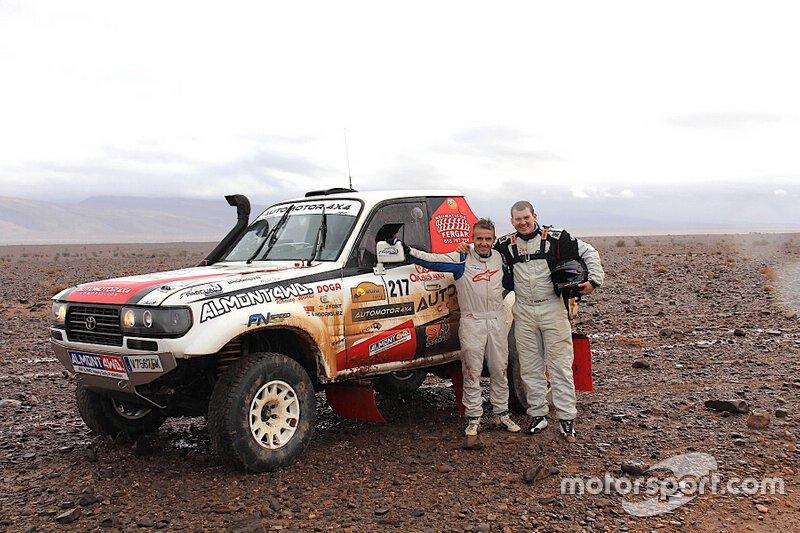 #377 Joan Font, Borja Rodríguez, FN Speed