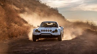 Russell Built Fabrication 911 Baja