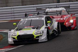 Benoit Treluyer, #21 Audi Sport Japan RS 5 DTM