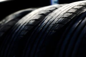 Tyre detail