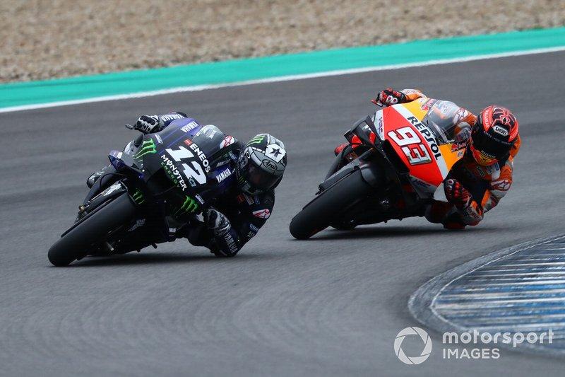 Maverick Vinales, Yamaha Factory Racing, Marc Marc Marquez, Repsol Honda Team