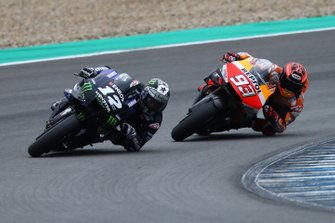 Maverick Vinales, Yamaha Factory Racing, Marc Marquez, Repsol Honda Team