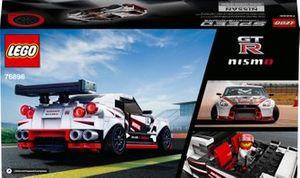 レゴブロック、日産GT-Rニスモ