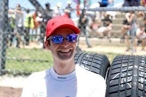 #29 Audi Sport Team Land Audi R8 LMS GT3 2019: Christopher Haase