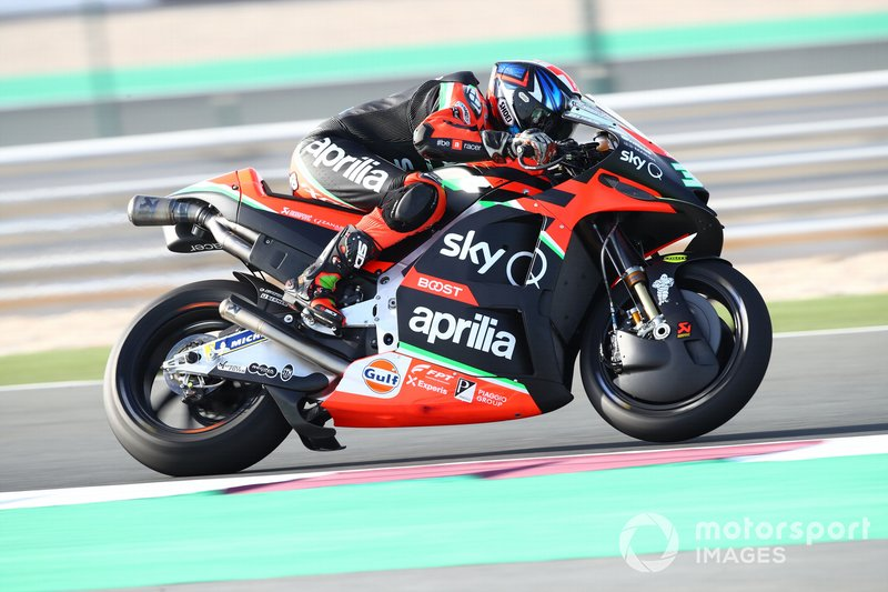 Aprilia Racing Team Gresini - Bradley Smith
