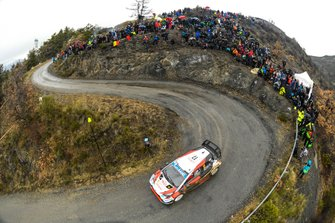 Себастьен Ожье и Жюльен Инграссиа, Toyota Gazoo Racing WRT, Toyota Yaris WRC