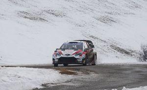 Калле Рованпера и Йонне Халттунен, Toyota Gazoo Racing WRT, Toyota Yaris WRC