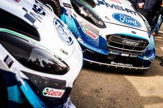 Teemu Suninen, Jarmo Lehtinen, M-Sport Ford WRT Ford Fiesta WRC, Esapekka Lappi, Janne Ferm, M-Sport Ford WRT Ford Fiesta WRC
