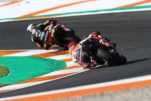 Marc Marquez, Repsol Honda Team, Aleix Espargaro, Aprilia Racing Team Gresini
