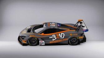 Nick Foster, Martin Berry e Yasser Shahin, Optimum Motorsport, McLaren 720S GT3