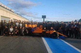 Команда McLaren