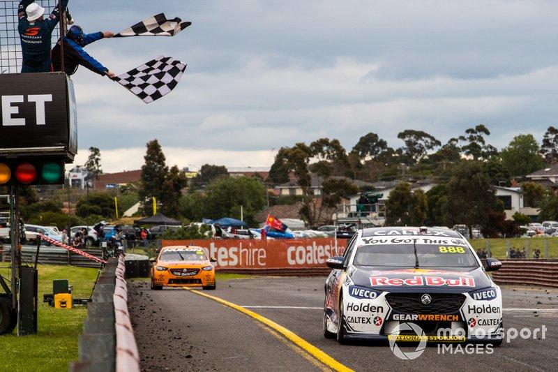 1. Jamie Whincup, Craig Lowndes, Triple Eight Race Engineering Holden