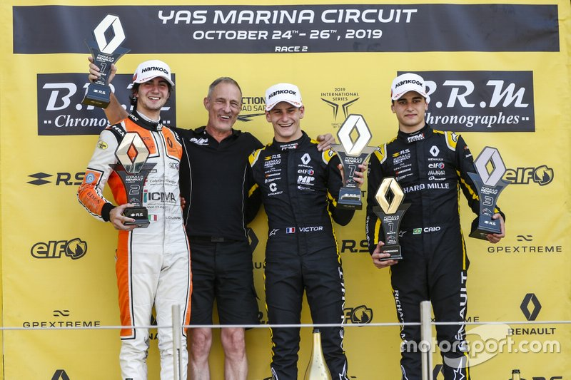Lorenzo Colombo, JD motorsports, Victor Martins, R-Ace GP, Caio Collet, R-Ace GP