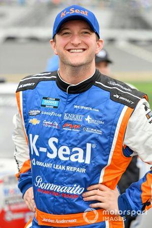 Jordan Anderson, Jordan Anderson Racing, Chevrolet Silverado
