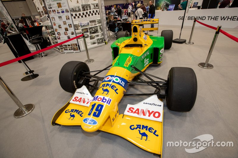 Coche de F1 de Benetton