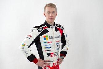 Kalle Rovanperä, Toyota Racing