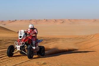 Рафал Соник, Sonik Team, Yamaha Raptor 700 (№251)