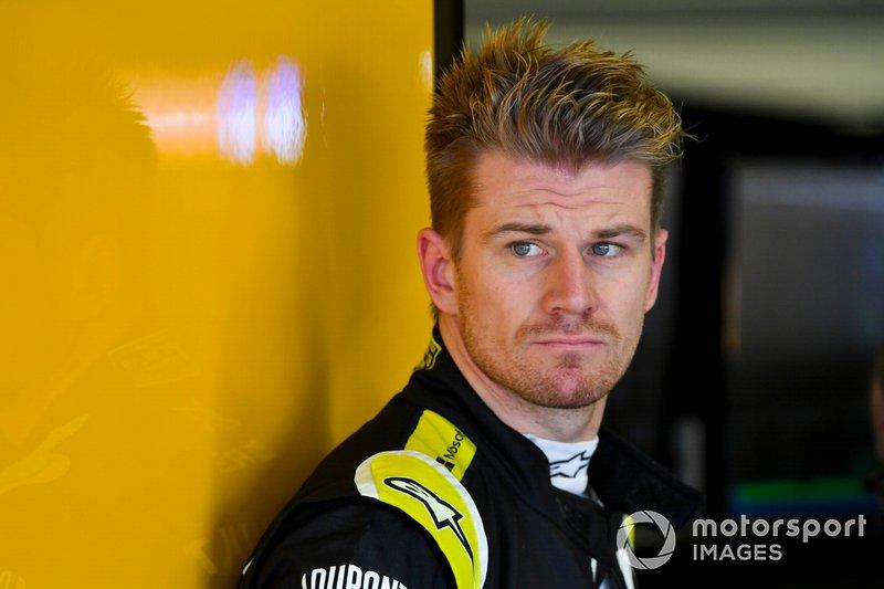 15 de los 20 pilotos de la parrilla han subido al podio de Fórmula 1: las únicas excepciones son los cuatro debutantes (Russell, Norris, Albon, Giovinazzi) y... Nico Hülkenberg