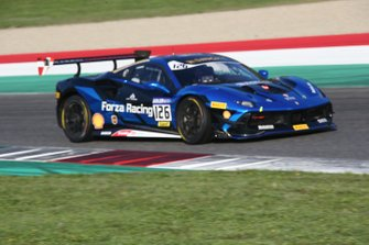 #126 Ferrari 488 Challenge, Forza Racing: Henrik Kamstrup