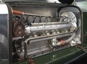 Moteur de la Miller Jr 8 Special 1923