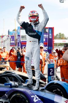 Maximilian Günther, BMW I Andretti Motorsports, 1st position,