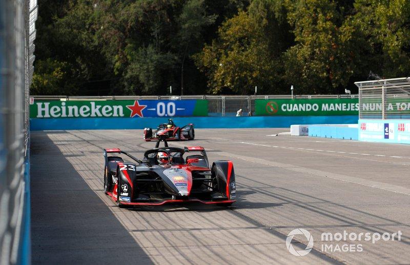Sébastien Buemi, Nissan e.Dams, Nissan IMO2