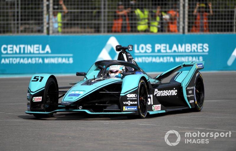 Было: Jaguar Racing, Jaguar I-Type 4