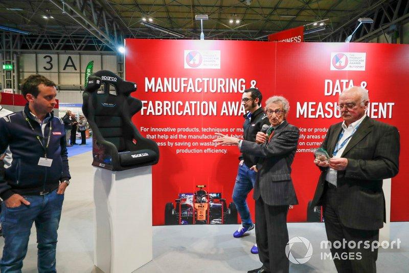 Product Showcase Awards presentation