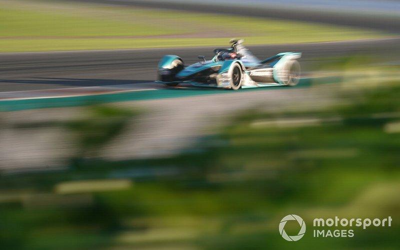 Mitch Evans, Panasonic Jaguar Racing, Jaguar I-Type 4