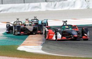 Lucas Di Grassi, Audi Sport ABT Schaeffler, Audi e-tron FE06 Jean-Eric Vergne, DS TECHEETAH, DS E-Tense FE20, Nico Müller, Dragon Racing, Penske EV-4