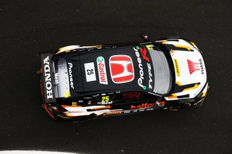 Matt Neal, Halfords Yuasa Team Dynamics Honda Civic