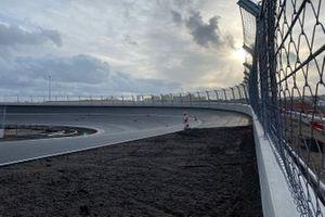 De Hugenholzbocht op Circuit Zandvoort